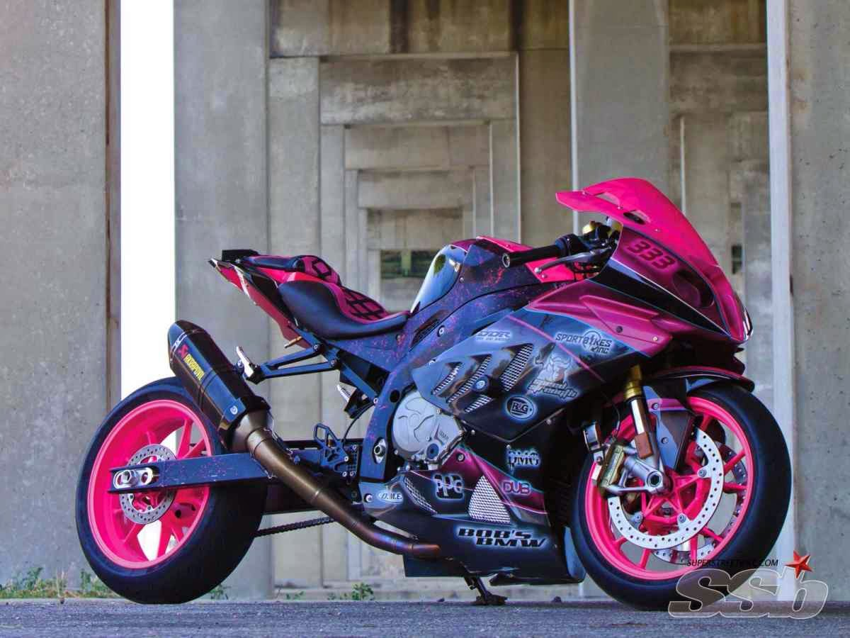 2010 BMW S1000RR | WILD CHILD ~ SUPERMOTOO