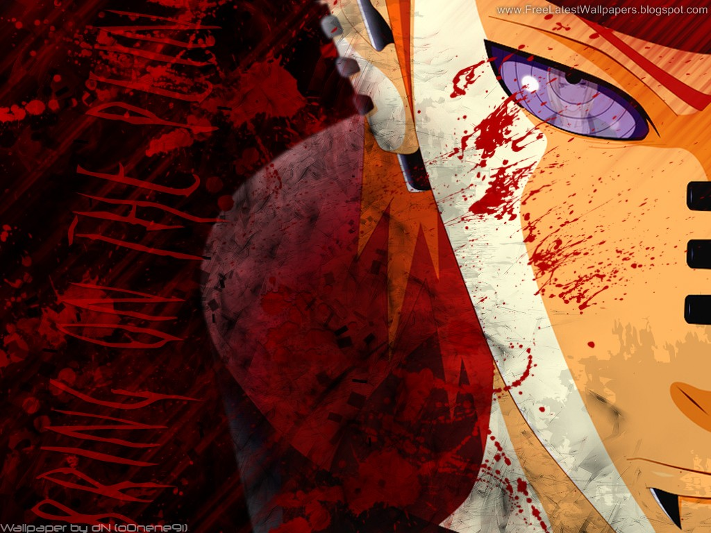 Naruto Wallpapers: Pain