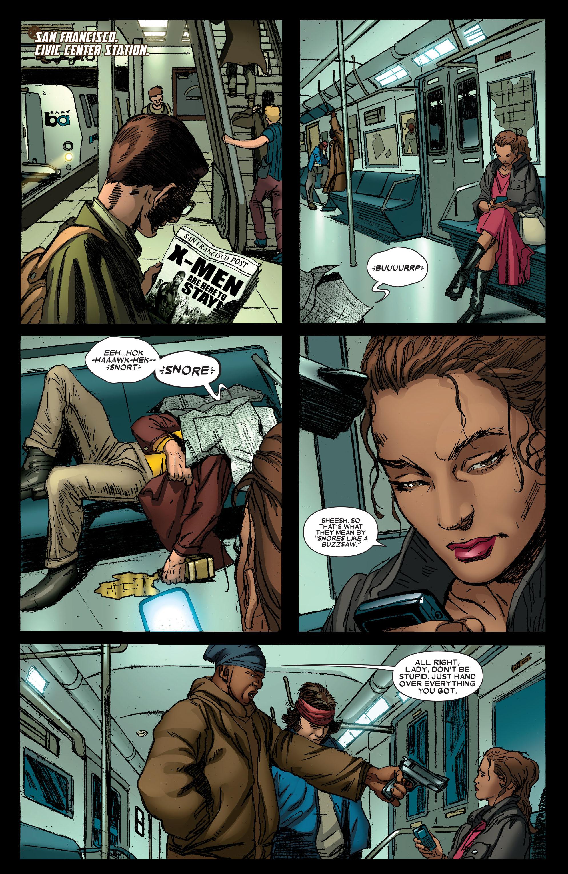 Wolverine: Weapon X #1 #16 - English 11