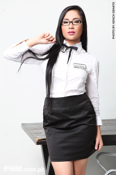 Pinoy Wink Alyzza Agustin 3
