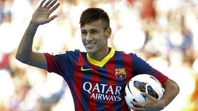 Neymar ya desbanca a Cristiano Ronaldo y a Messi como el jugador más 'comercial' de La Liga
