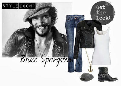 bruce springsteen style