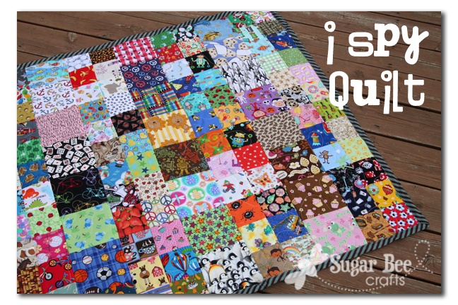 What Is An I Spy Quilt I Spy Quilt Pattern Idea Tutorial Delectable I Spy Quilt Pattern