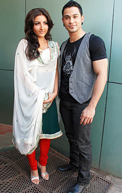 kunal khemu and Soha Ali Khan