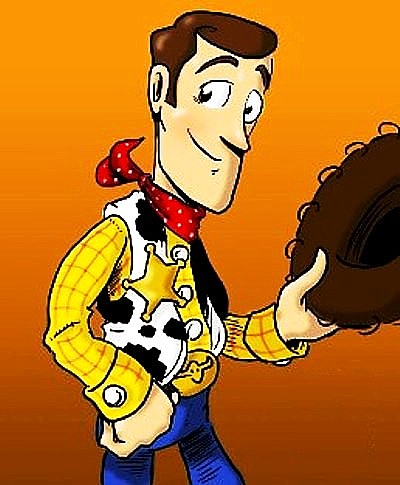 Sheriff Woody 3