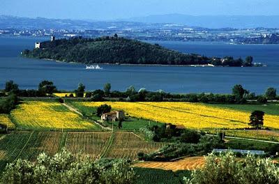 италия озера