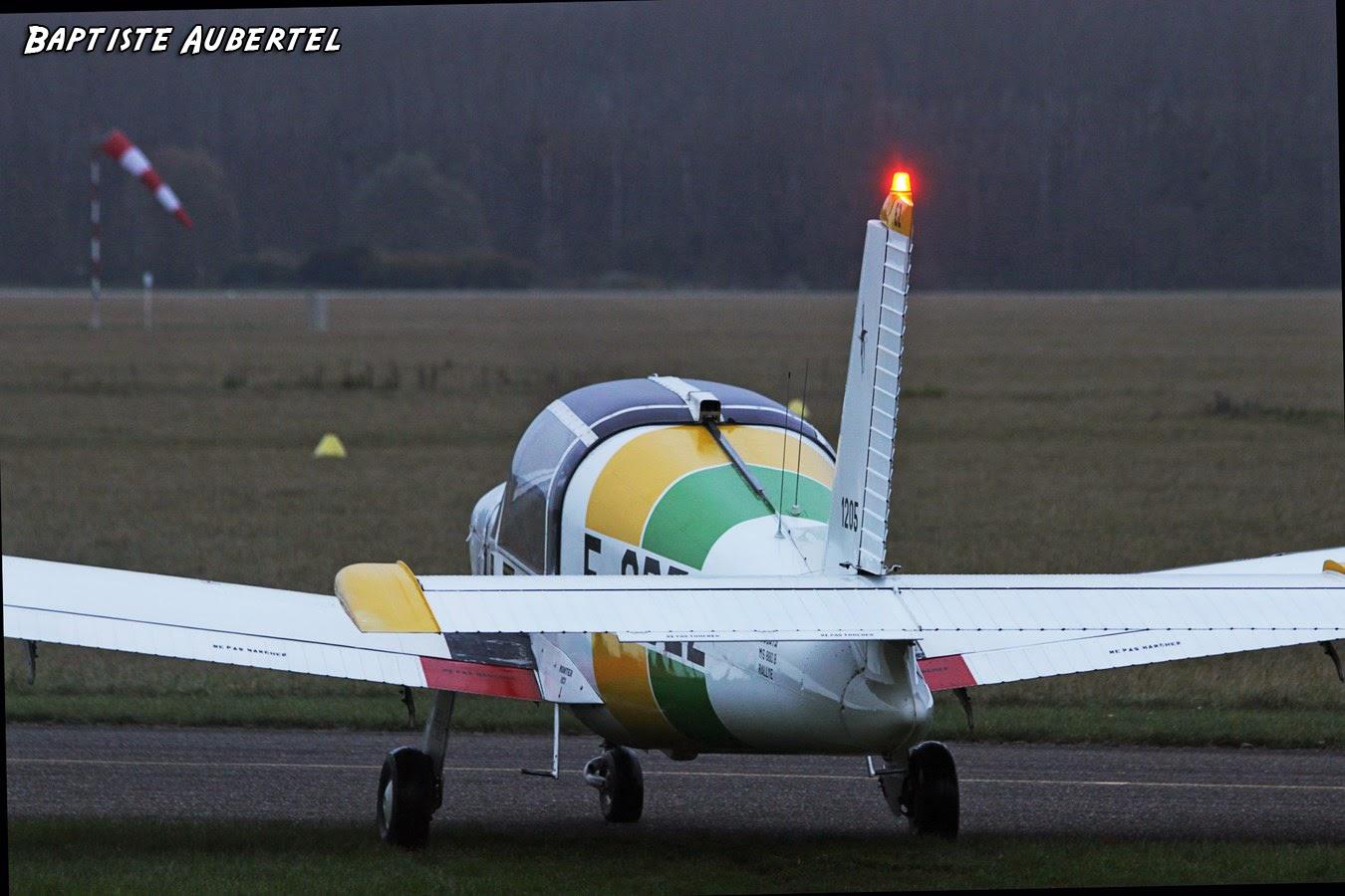 Aérodrome Montbéliard LFSM