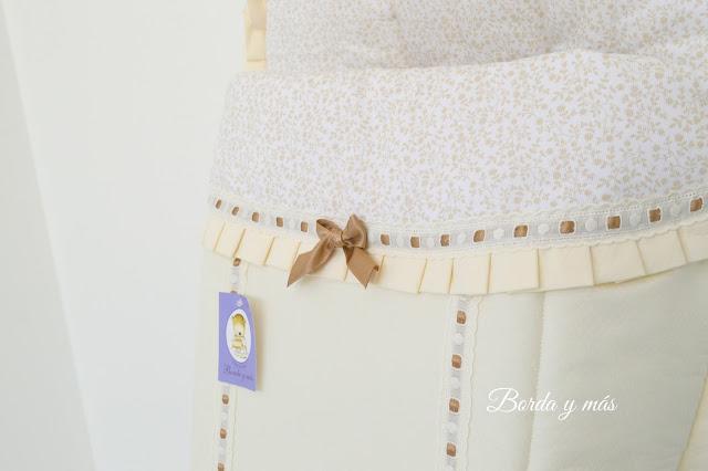 Saco silla Bugaboo Camaleon beige