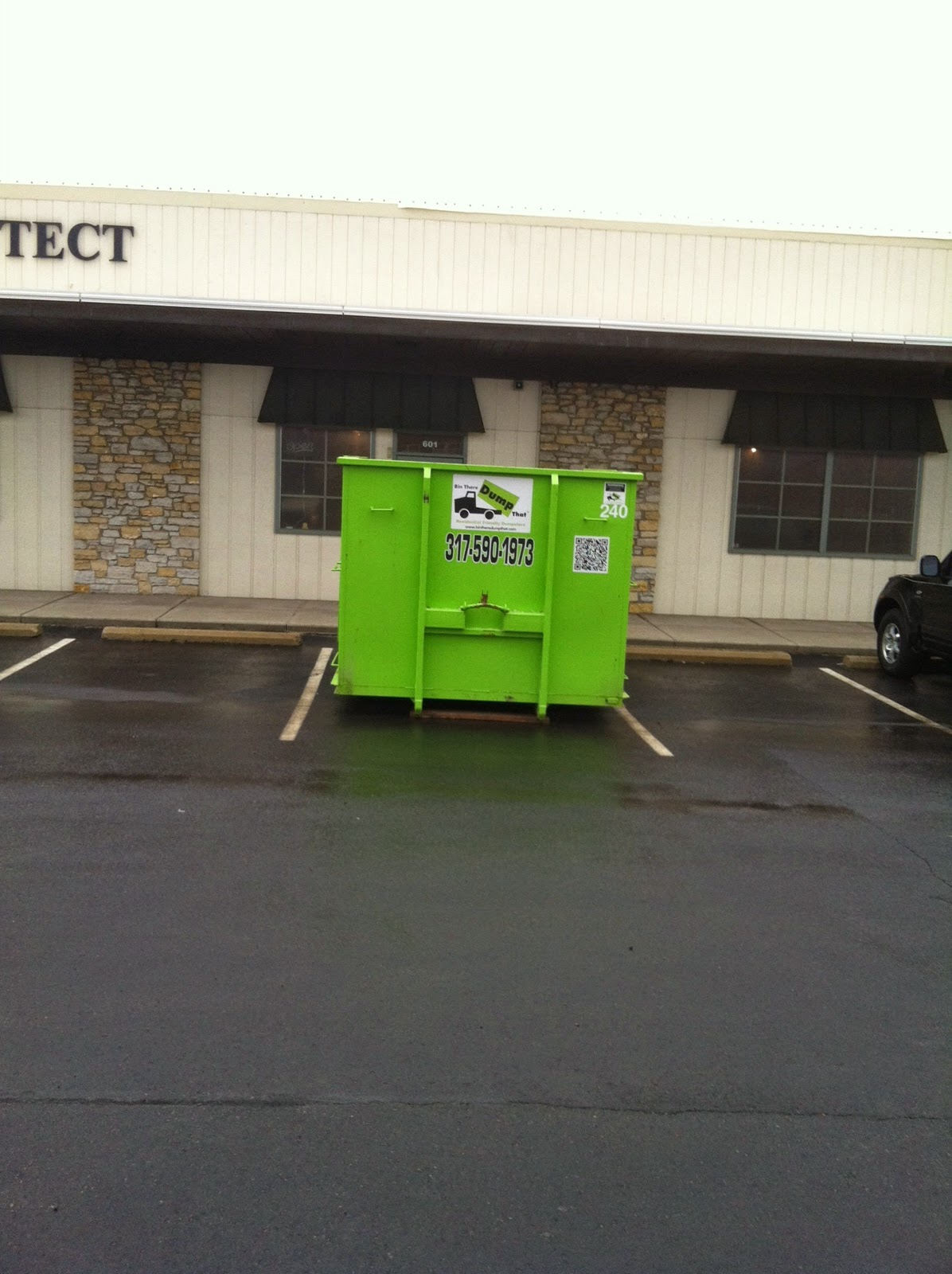 Commercial Dumpster Rental