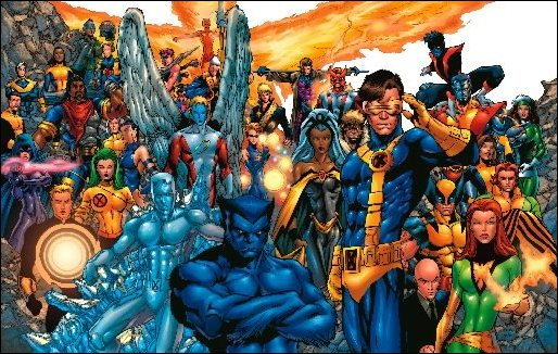 According to some of the writers and directors of the recent X-Men movies, ...