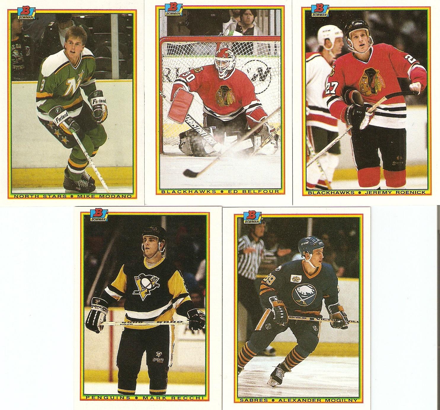 Cardboard Conundrum: 100-Card Target Hockey Re-Pack