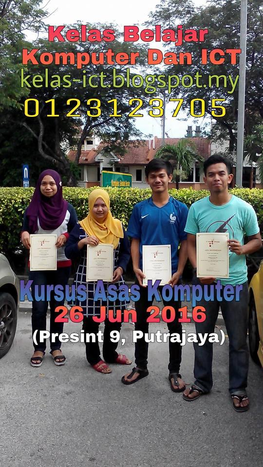 Gambar Peserta 26 Jun 2016