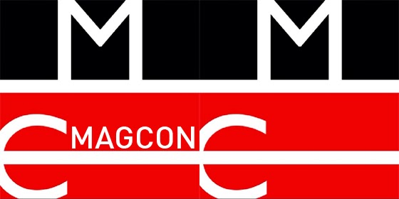Magcon Tour logo Dates, vip, cities.