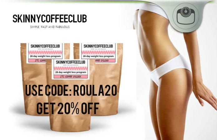skinnycoffeeclub.com