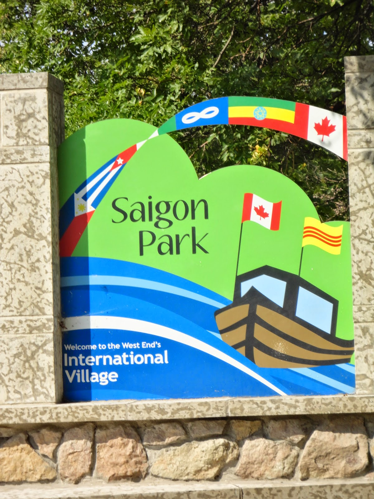 Saigon Park at 485 Ellice Avenue