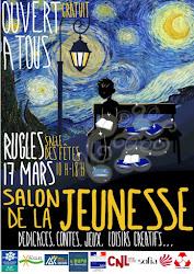 Prochain salon : Rugles (Normandie)- cliquez sur l'image