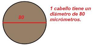 Equivalencia del micrómetro