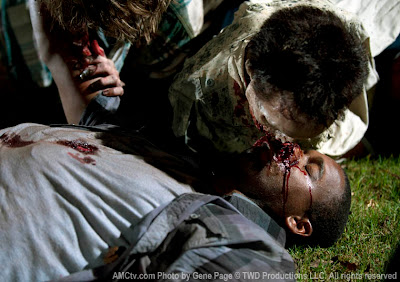The Walking Dead 2x09: Chi diavolo è quello? Diteci la vostra...