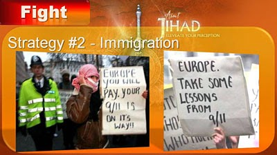 Strategy #2: Immigration