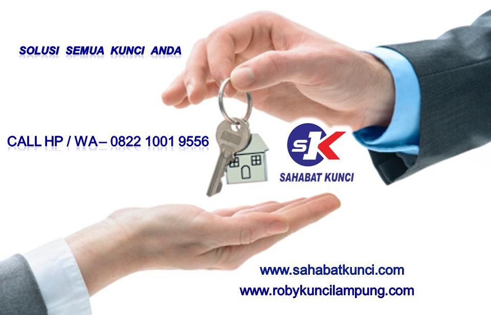 Tukang Kunci Bandar Lampung