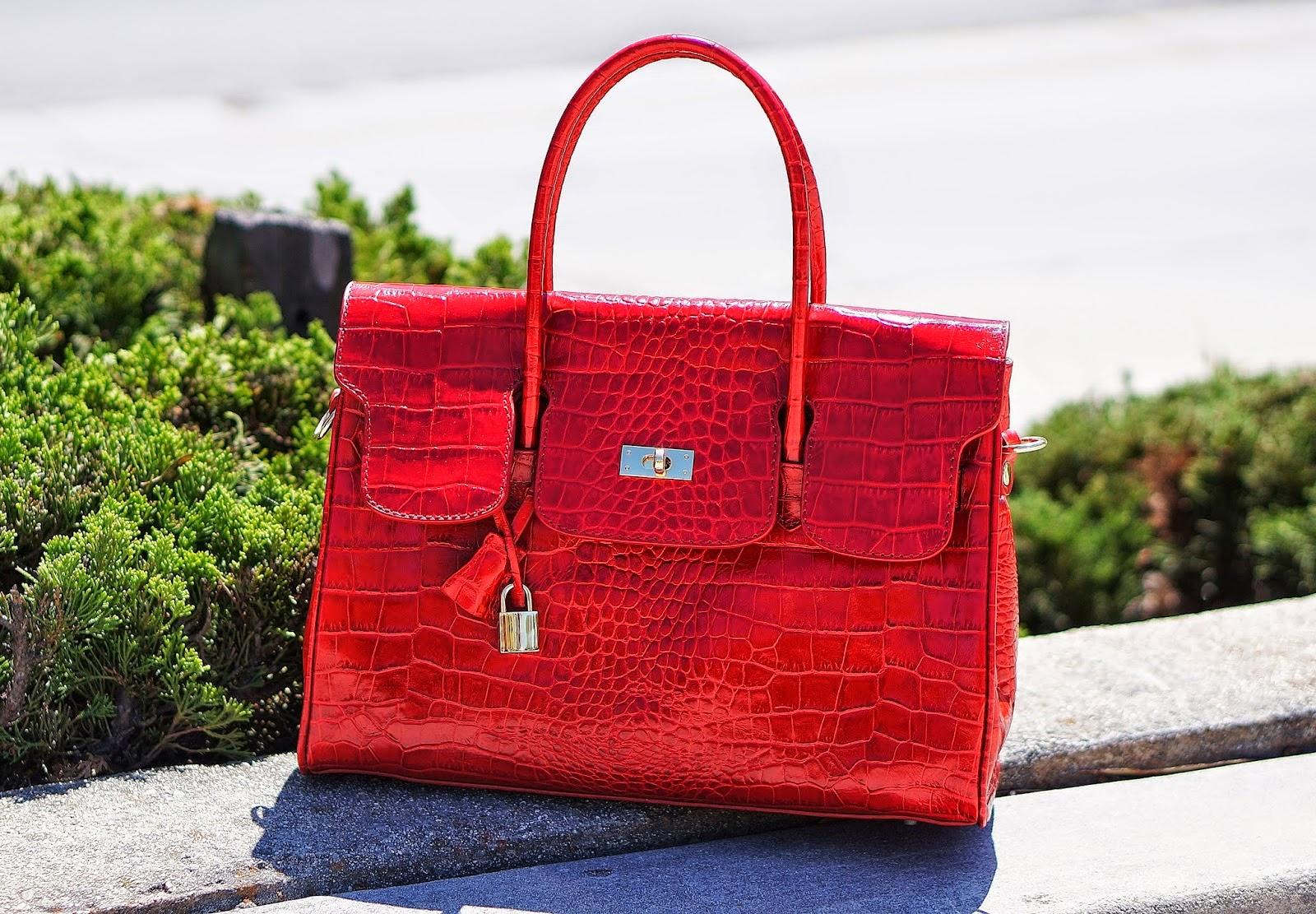 Vanilla Paris Bertie Bag