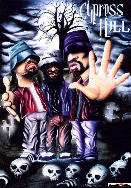 Cypress hill rapper wallpapers urbannation rap background voltagebd Choice Image