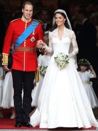 Kate Middleton Wedding Dress Designer is Sarah Burton
