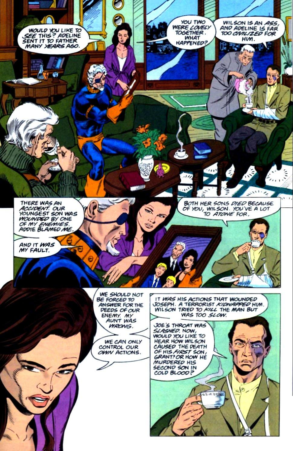 Deathstroke (1991) Issue #29 #34 - English 19