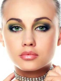 Eye Make Up Hazel Eyes