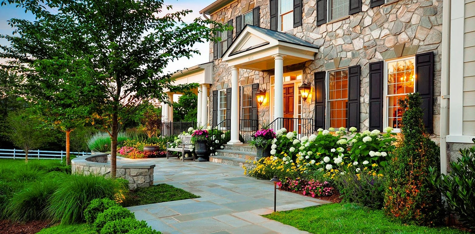 Amazing Landscaping Ideas For Front Yards