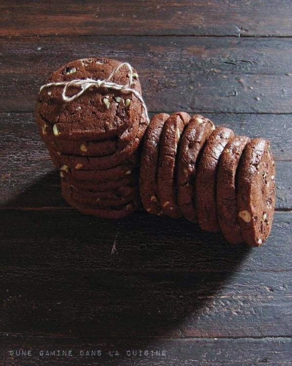 crème de menthe wOrld peace cookies