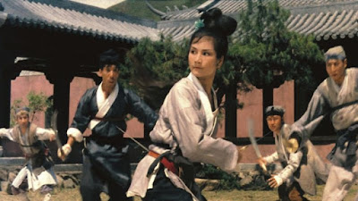 Cheng Pei-pei - Chinese Martial Arts Actress