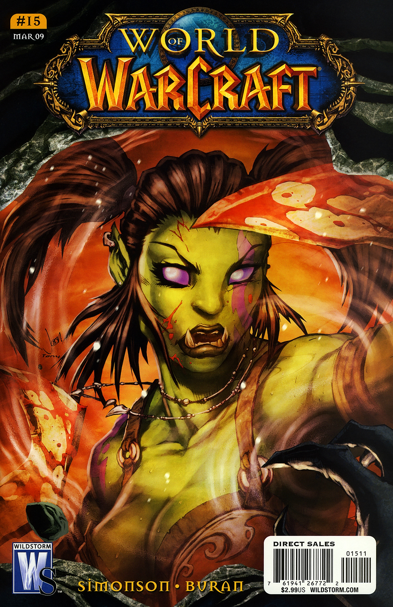 World of Warcraft 15 Page 1
