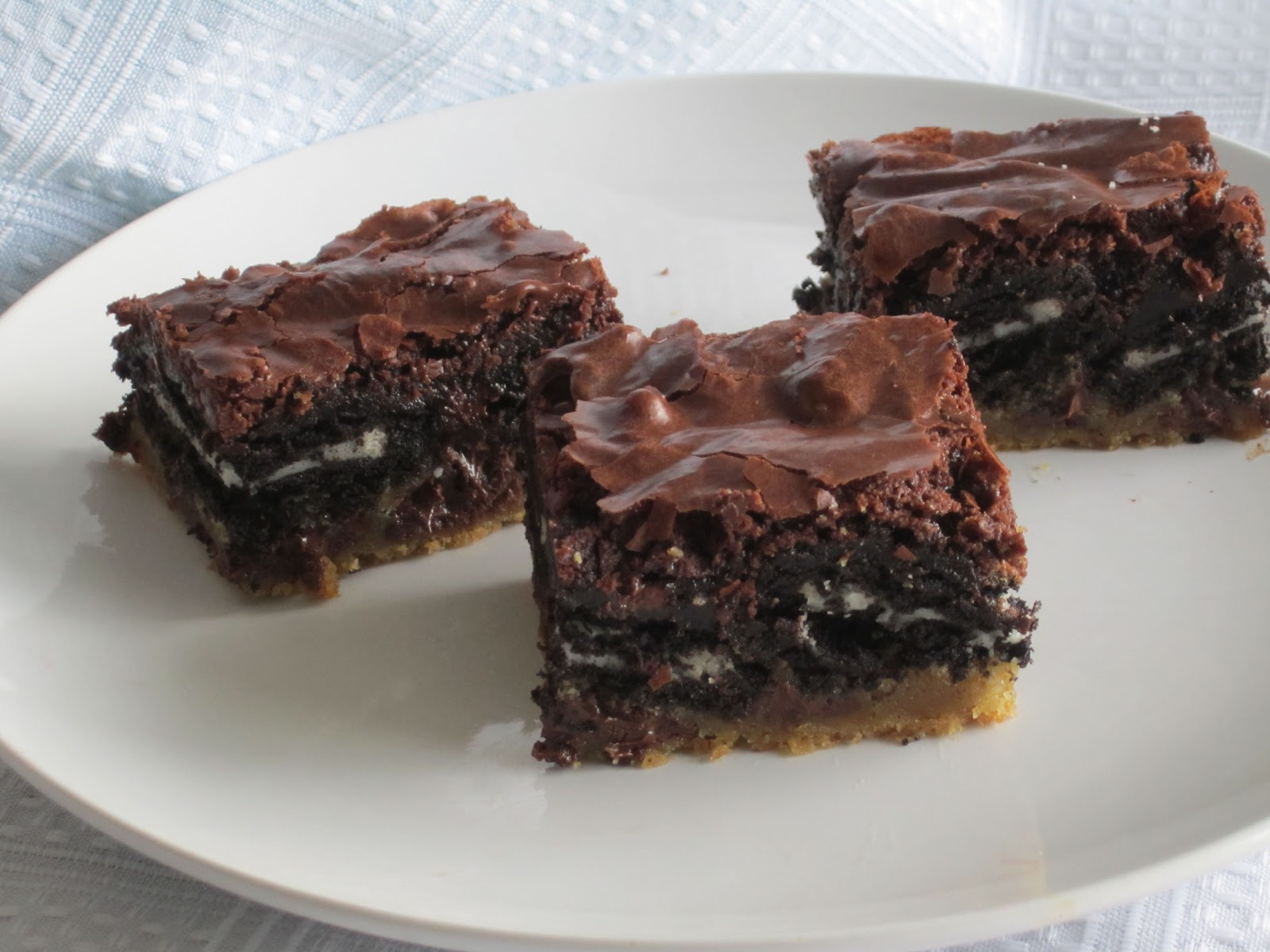 "Slutty"" Brownies"
