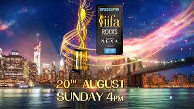 Poster Of IIFA Rocks 20th August 2017 Watch Online Free Download