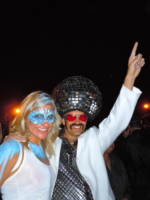 WEHO Halloween Carnaval disco