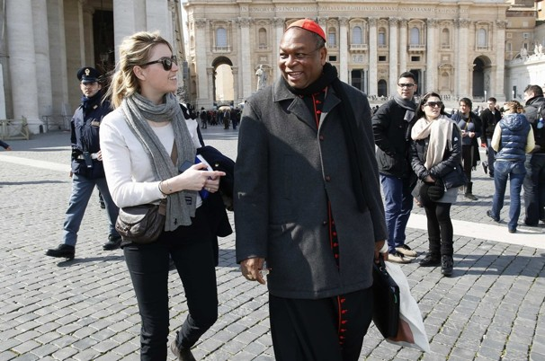 The Nigerian to be pope