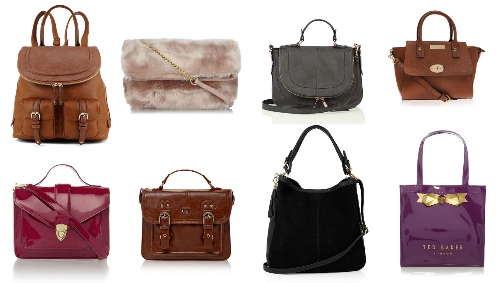 7d43b8591 House of Fraser Autumn Winter Handbags • Of Beauty And ...