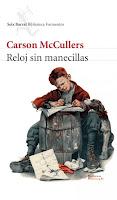 """""""Reloj sin manecillas""""  de Carson McCullers"""