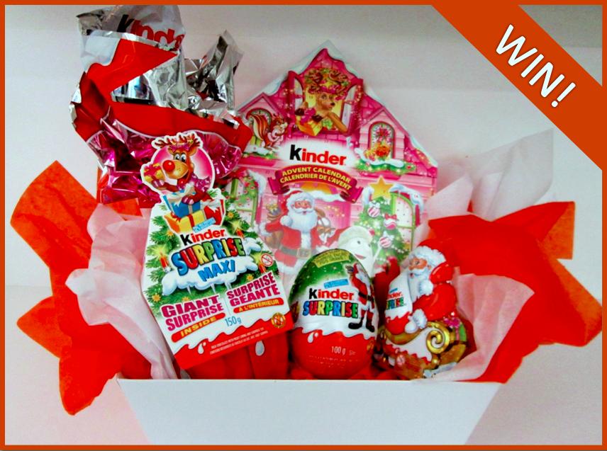 KINDER® Prize Pack