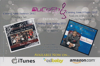 DuCosh Music Group presents Malcom Wilson (CNJC Member) and the Bishop's Choir (CNJC Members)