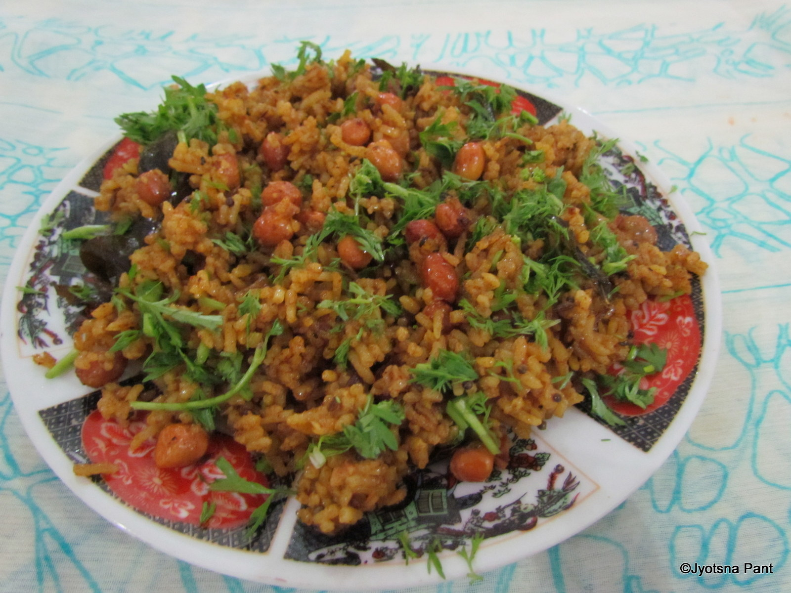 ... Mom's Kitchen: Tamarind Rice (Rice cooked with spicy Tamarind pulp