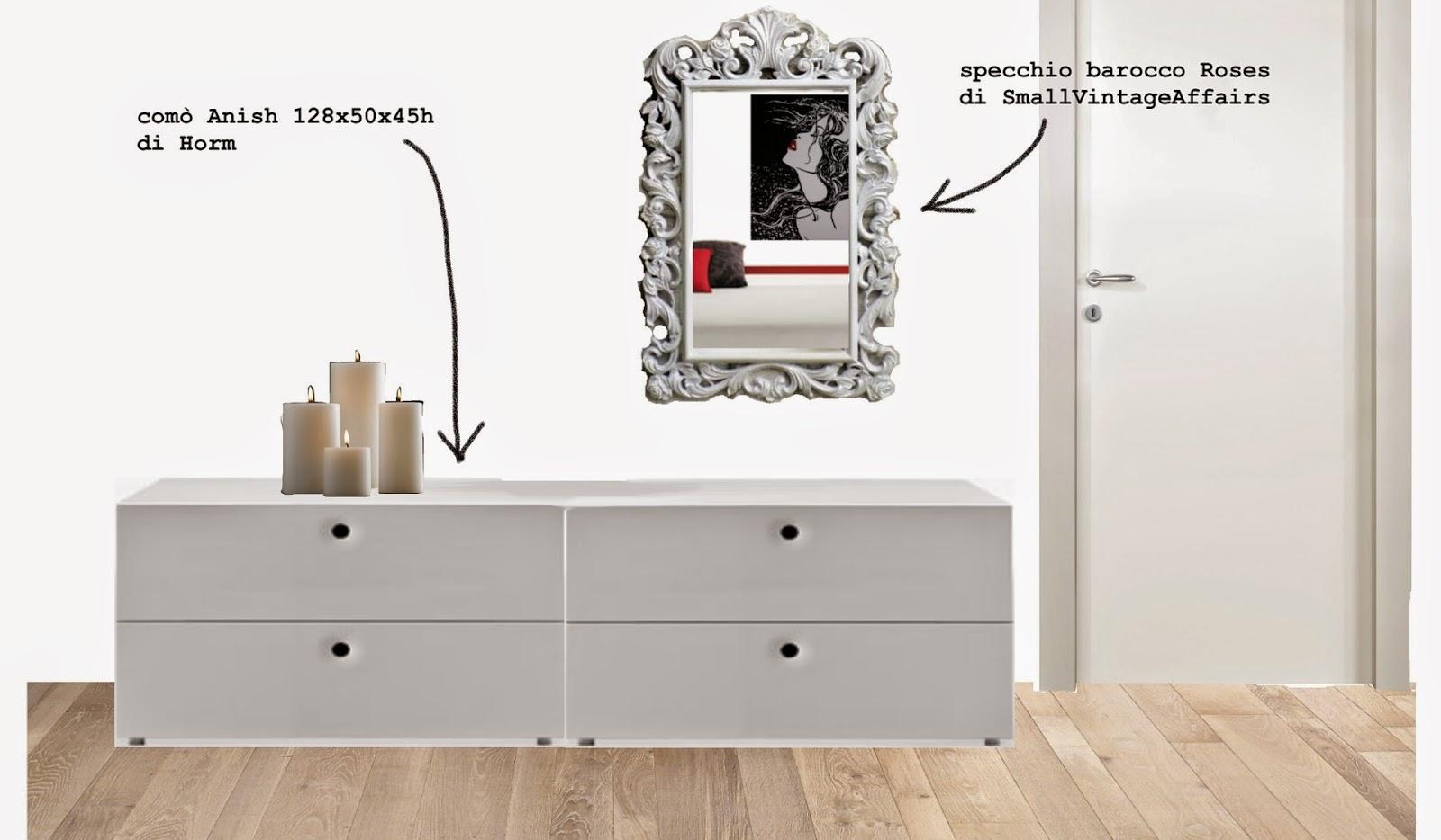 Beautiful Cassettiera Per Camera Da Letto Pictures - Modern Home ...