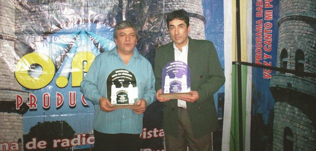 """Distinción """"Arco de Córdoba"""" 2013!!"""