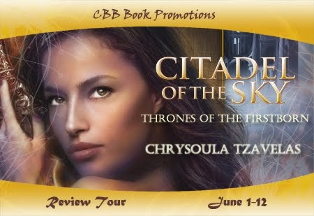 Citadel of The Sky Blog Tour and Review