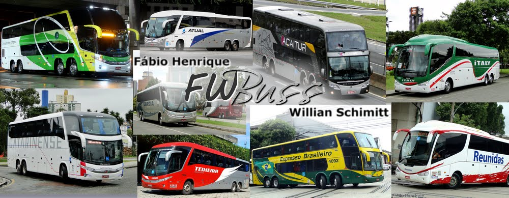 Fábio e Willian Buss