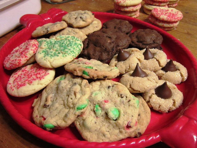 Country at Heart Recipes: Baking Christmas Cookies