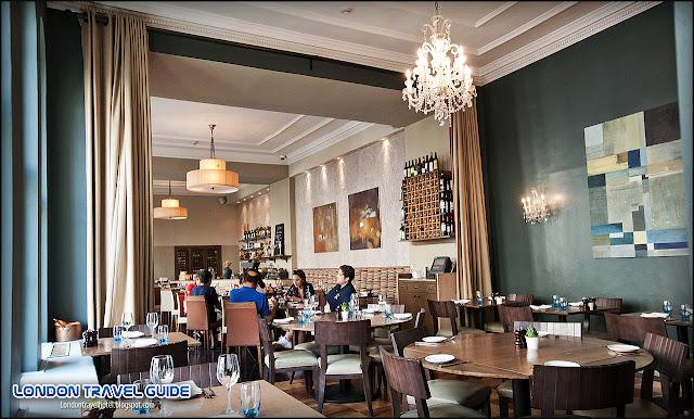 Olives Restaurant & Bar at the Millennium Bailey's Hotel London Kensington-2