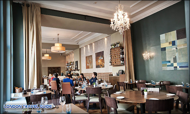 Olives Restaurant & Bar at the Millennium Bailey's Hotel London Kensington-2