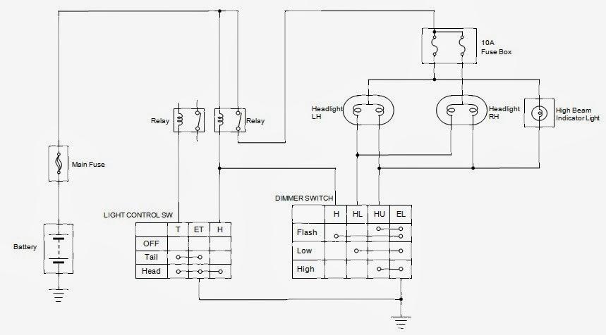 Wiring Diagram Toyota Kijang 5k : Indoauto bandung wiring diagram